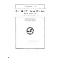 B-24D Airplane Consolidated Aircraft Flight Manual/POH $9.95