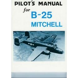 B-25 Mitchell Pilot's Manual