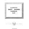 B-29 AAFWTTC Flight Engineer's Handbook 1944
