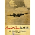 Boeing B-29 XX Superfortress Bomber Command APO 493 Combat Crew Manual 1944 $6.95