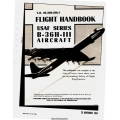 Convair B-36H-III USAF Series Aircraft Flight Handbook 1954