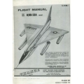 Convair B-RB-58A Hustler USAF Series Aircraft T.O 1B-58A-1 Flight Manual/POH 1959