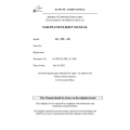 B1-PW-5D Sailplane Flight Manual/POH $2.95