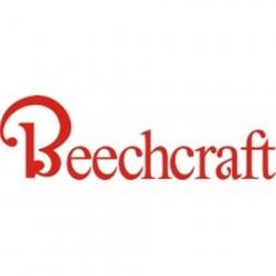 Beechcraft Aircraft Logo Vinyl Graphics Decal