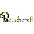 Beechcraft Aircraft Logo Vinyl Graphics Decal!