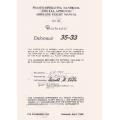 Beechcraft Debonair 35-33 Pilot's Operating Handbook and FAA  Flight Manual/POH 1977-1982