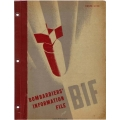 BIF Bombardiers Information File 1945 $9.95