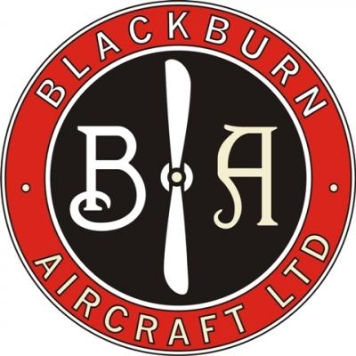 Blackburn Aircraft Ltd Logo Decal Stickers