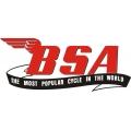 BSA Motorcycle Logo,Decals!