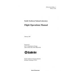 Battelle PNNL-17238 Flight Operations Manual 2007