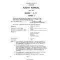 Beagle A-61 Series 2 Flight Manual/POH 1973