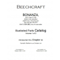 Beechcraft Bonanza 36, A36, A36TC, B36TC, Parts Catalog $29.95