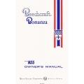 Beechcraft Bonanza N35 Owner's Manual $13.95