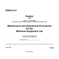 Beechcraft Miscellaneous Manual