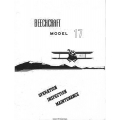Beechcraft C17 & B17 Operation, Inspection & Maintenance Manual