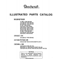 Beechcraft Musketeer, Sport 150, Sundower 180, Sierra, Sierra 200 Parts Catalog 1995 - 1998 $24.95