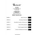 Beechcraft Musketeer, Sport 150, Sundower 180, Sierra, Sierra 200 Shop Manual 1997