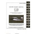 Beechcraft T-34B Aircraft NAVAIR 01-90KD8-1 Natops Flight Manual/POH 78-81