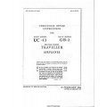 Beechcraft UC-43 & GB-2 Traveller Airplanes Structural Repair Instructions