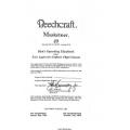 Beechcraft Musketer 23 Pilot's Operating Handbook Rev 1994 $19.95
