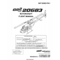 Bell Helicopter 206B3 Rotocraft Flight Manual/POH 1992 - 2007