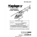 Bell 206L4 Long Ranger-IV Rotorcraft Flight Manual/POH 1992 - 2001 $9.95