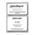 Bendix King KI 229 Radio Magnetic Installation/Maintenance Manual 006-00192-0002 $19.95