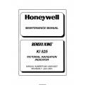 Bendix King KI 525 Pictorial Navigation Indicator Maintenance Manual 006-15620-0007 $29.95