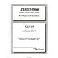 Bendix King KLN 88 Loran-C RNAV Installation Manual 006-00690-0003 $19.95