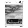 Bendix King KLN 90B KLN-90B TSO'd GPS Navigation System Pilot's Guide 006-08773-0000 $13.95