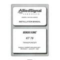 Bendix King KT 79 Transponder Installation Manual 006-00534-0001 $19.95