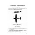 Messerschmitt Bf 109 G-6 Messerschmitt Instructions On The Use Of The Aircraft