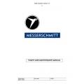 Messerschmitt BF 109 G-2 Messerschmitt Flight & Maintenance Manual