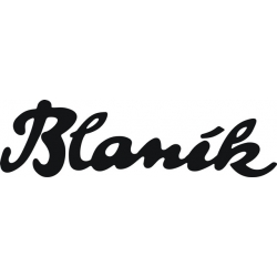 """Blanik Decals/Stickers! 14"""" wide by 4"""" high!"""