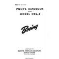 Boeing N2S-3 Airplane Pilot's Handbook