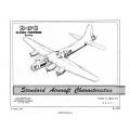Boeing B-17G Flying Fortress Standard Aircraft Characteristics 1949