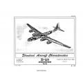Boeing B-29 Superfortress Standard Aircraft Characteristics 1952 $2.95