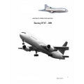 Boeing B767-200 Aircraft Operation Manual $9.95