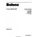 Bolens 1113 (LT11) Tractor 8HP & 11HP Parts List 1981