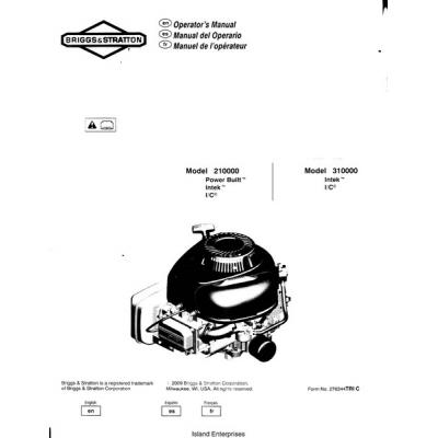16hp Kohler Engine Wiring Diagram furthermore Mtd Tiller Parts Diagram in addition Briggs And Stratton 21 Hp Vanguard Engine also 5 7 Hp Briggs Engine Diagram in addition 915309 000101 1232 Sport Zoom 12hp B S 32 Deck. on briggs and stratton 21 hp wiring diagram