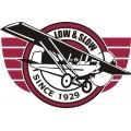 Pietenpol Low & Slow Since 1929 Aircraft Logo,Decals!