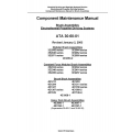 Brush Assemblies ATA 30-60-01 Electrothermal Propeller De-Icing Systems Maintenance Manual 2003