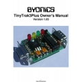 Byonics TinyTrak3Plus Owner's Manual Version 1.03 $4.95