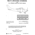 Cessna Model U206G Pilot's Operating Handbook $13.95