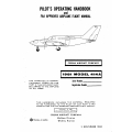 Cessna Model 414A Pilots Operating Handbook 1981