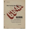 Waco CG-4A Glider Pilot Training Manual $12.95