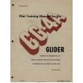 Waco CG-4A Glider Pilot Training Manual