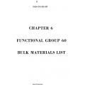 Chapter 6 Functional Group 60 Bulk Materials List $5.95