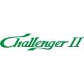 Challenger II Sailplane Decal/Sticker 1 3/4''h x 8 3/4''w!