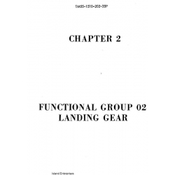 Chapter 2 Functional Group 02 Landing Gear